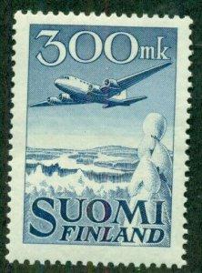 FINLAND #C3, Mint Never Hinged, Scott $17.50