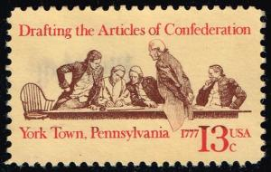 US #1726 Articles of Confederation; Used (0.25) (2Stars)