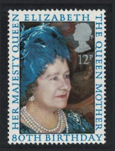 Great Britain 80th Birthday of Queen Mother 1v SG#1129 SC#919