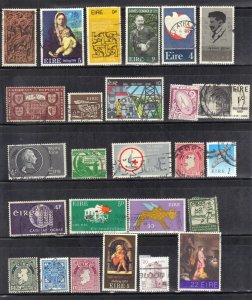 IRELAND USED STAMP LOT #3  SEE SCAN