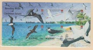 Kiribati Scott #869-870 Stamp - Mint NH Set of Souvenir Sheets