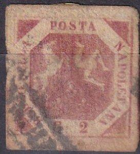 Sicily #3  F-VF Used CV $14.00 (Z7955)