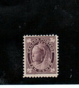Canada #73 Mint Fine Never Hinged