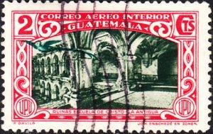 Guatemala #C101 Used
