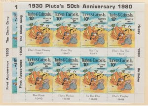 Turks & Caicos Scott #468-469 Stamps - Mint NH Souvenir Sheet Set