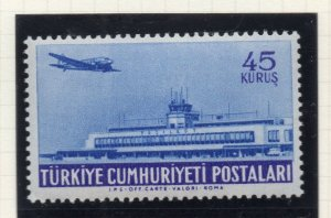 Turkey 1954 Early Issue Fine Mint Hinged 45k. NW-18210