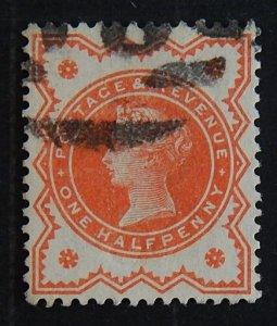 Queen Victoria, Great Britain, 1887-1892, (2190-T)