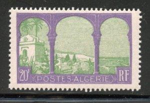 Algeria # 67, Mint Never Hinge. CV $ 8.00