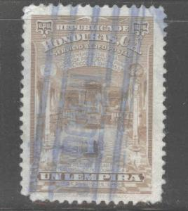Honduras  Scott C178 Used stamp