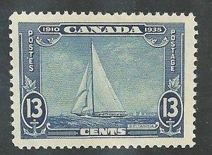 Canada 216   Mint  NH  VF 1935   PD