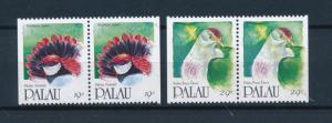 [56586] Palau 1991 Birds Vögel Oiseaux Ucelli from booklet MNH
