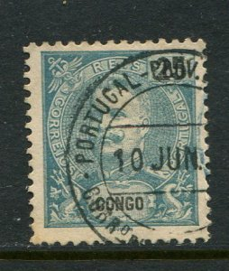 Portuguese Congo #19 used- Penny Auction