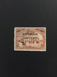 Cape Verde #121*