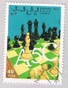 Sahara Chess 40p (AP123513)