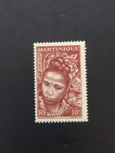 Martinique #217**