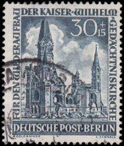 Germany- Berlin 9NB11 used
