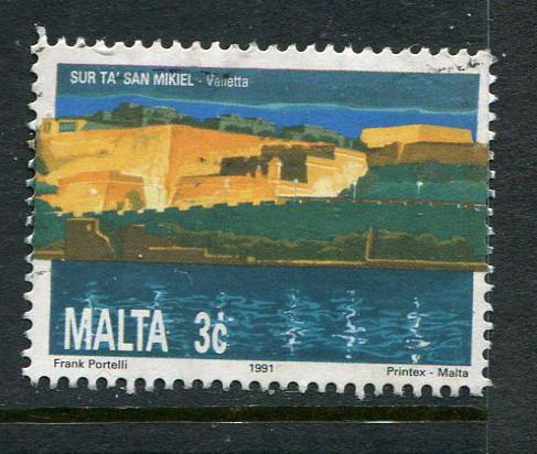 Malta #785 Used - Penny Auction