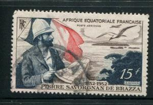 French West Africa #C35 Used