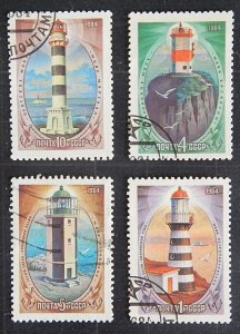 Lighthouse, USSR, (1837-Т)