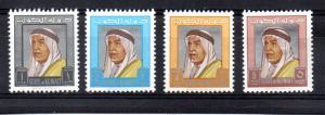Kuwait 225-228 MH