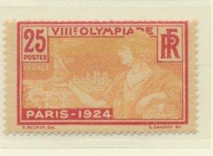 France Stamp Scott #199, Mint Lightly Hinged, Color Error? - Free U.S. Shippi...