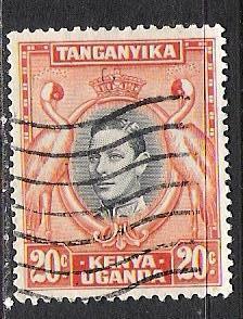 KENYA UGANDA TANGANYIKA 74 VFU 1070D-1