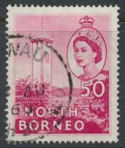 North Borneo  SG 382  SC# 271  Used   see scan