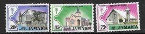 JAMAICA SG570/2 1983 CHRISTMAS  MNH