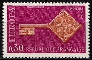 France 1968 Scott 1209 MNH (299)