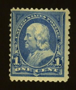 247 MINT F-VF OG NH Cat$190