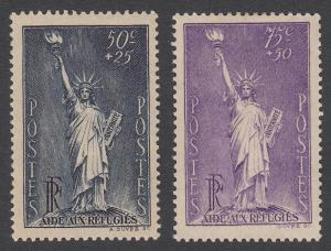 France B44-B45 MH CV $13.50