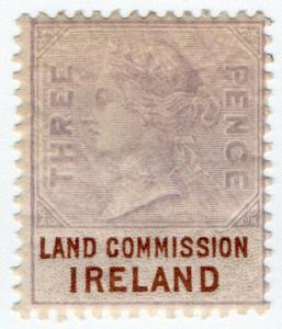 (I.B) QV Revenue : Land Commission Ireland 3d