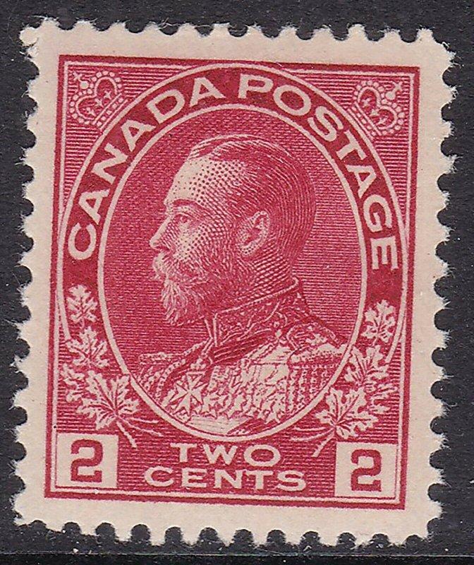 CANADA   ^^^^^  UNIT# 106   mint LH    SUPERB GEOV CLASSIC $$$@xxxdca128ca8