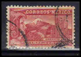 Mexico Used Very Fine ZA5553