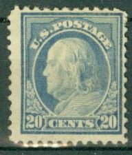 USA - Scott 515 MNG
