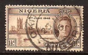 Nigeria  #  71  used