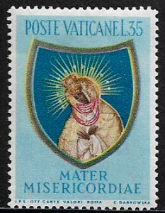 Vatican City #190 MNH Stamp - Madonna of the Gate of Dawn