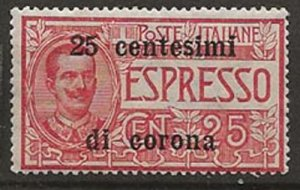 Austria. Italian Occupation NE2 m