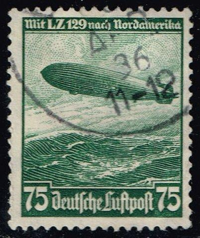 Germany #C58 Hindenburg; Used (1.25)