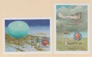 Palau Scott #391-392 Stamps - Mint NH Souvenir Sheet