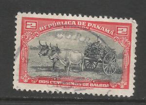 PANAMA 376 VFU N925-4