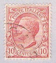 Italy 95 Used Victor Emmanuel III 1906 (BP34928)