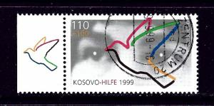 Germany B848 Used 1999 Issue
