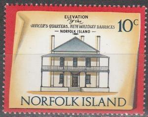 Norfolk Island #163 MNH