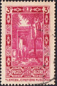 Algeria #104 Used