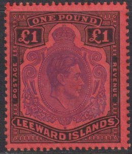 Leeward Islands 1947 SC 115 MLH