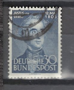 COLLECTION LOT # 2930 GERMANY #695 1953 CV=$20