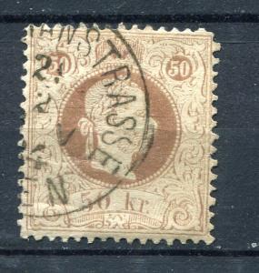 Austria 1874/80 Sc 40 Used a1662s