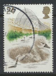 Great Britain SG 1640   Used  - Abbotsbury Swannery