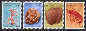 ALGERIA SCOTT 435-438